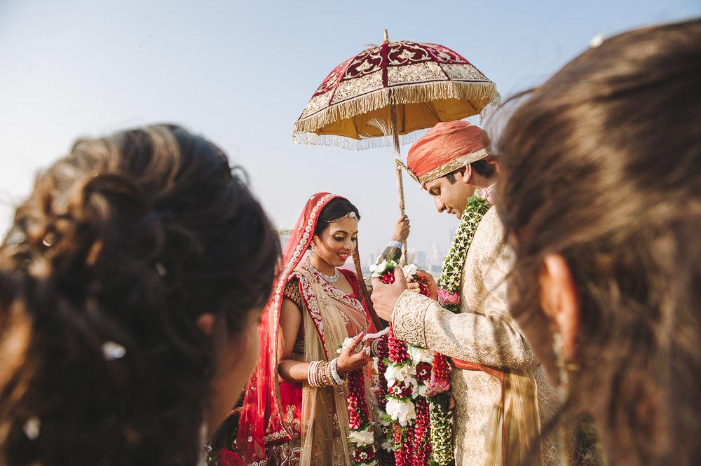 Hochzeit Indien