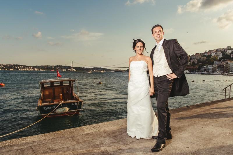 An Istanbul wedding