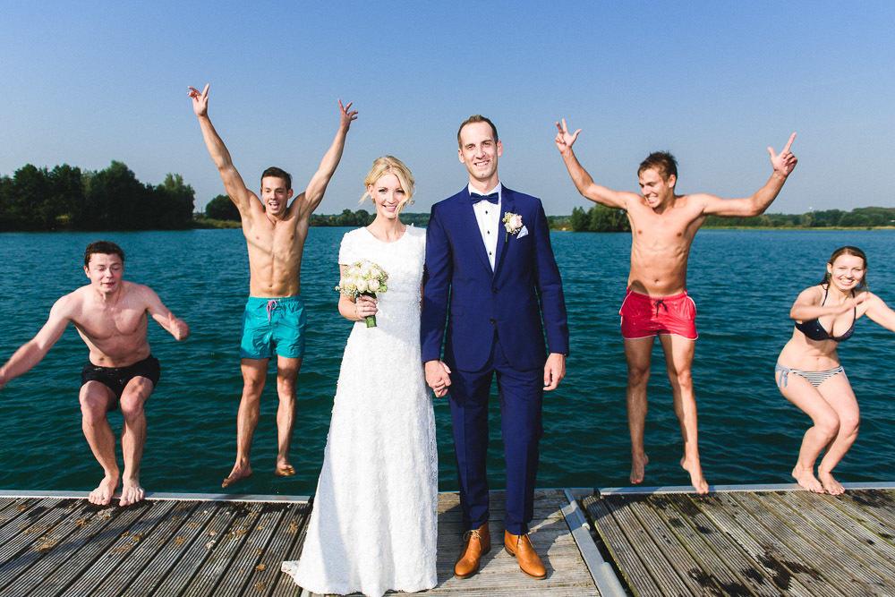 Hochzeit auf Schloss Diersfordt