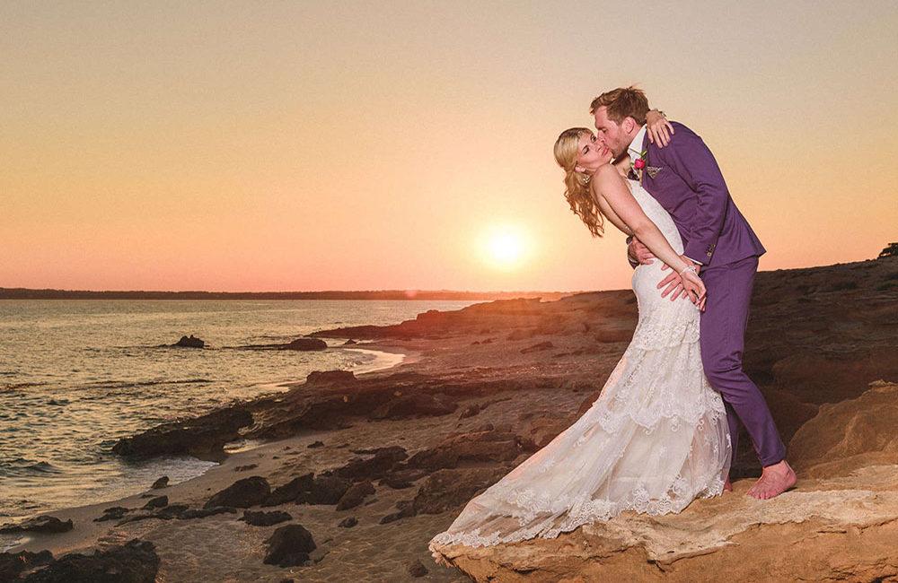 Eine Hochzeit auf Formentera